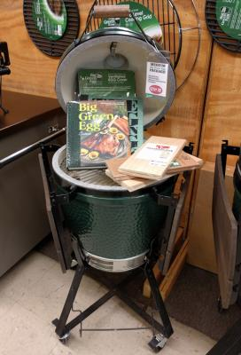 BGE Cookbooks and Wood Flavor Enhancers